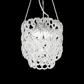 Lampa Suspendata ALBA  E14/E27 max 6+1 x 40/60W