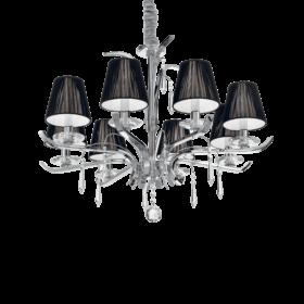 Lampa Suspendata ACCADEMY  E14 max 8 x 40W