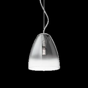Lampa Suspendata AUDI-20 CROMO E27 max 1 x 100W