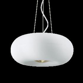 Lampa Suspendata ARIZONA OTTONE SATINATO GX53 max 5 x 15W