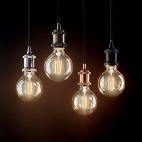 Lampa Suspendata FRIDA BRUNITO E27 max 1 x 60W