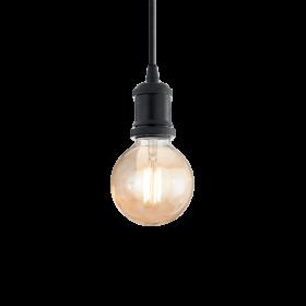 Lampa Suspendata FRIDA NERO E27 max 1 x 60W